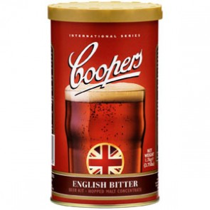Malti per birra Coopers english bitter