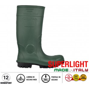 Scarpe antinfortunistiche Cofra HUNTER O4 CI SRC FO taglie dal 37 al 48  Linea SUPERLIGHT