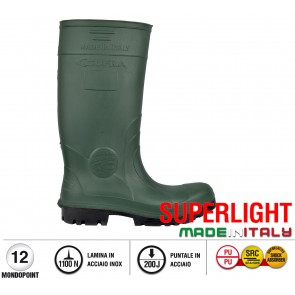 Scarpe antinfortunistiche Cofra HUNTER S5 CI SRC taglie dal 36 al 48  Linea SUPERLIGHT