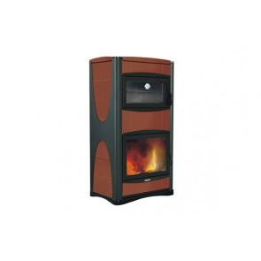 Termostufe a Legna IDRO IDROPIU' 34K W con forno e sanitaria