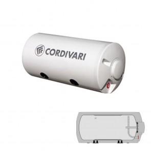 Bollitore Polywarm o Inox Cordivari INTERKA SOLARE 200 intercapedine per sistemi solari