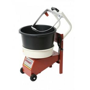 Minibetoniera Raimondi IPERBET FLUID Capacità 45 lt per imposti fluidi