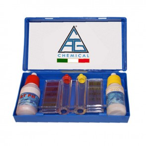 Chemical KIT per Test PH e CLORO analisi acqua della piscina