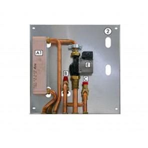 Kit 2 per caldaie termostufe e termocamini a legna e pellet Italian Camini