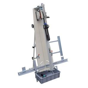 Segatrice taglio verticale Raimondi LEM 150 disco 200 porcellanato