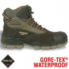 Scarpe antinfortunistiche waterproof