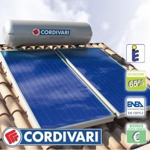 Pannello solare tetti a falda CORDIVARI Natural 200/4 TF 200L