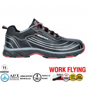 Scarpe antinfortunistiche Cofra NEW DEVIL S3 SRC taglie dal 36 al 47  Linea WORK FLYING
