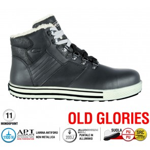 Scarpa Antinfortunistica Cofra PLAYER S3 CI SRC OLD GLORIES