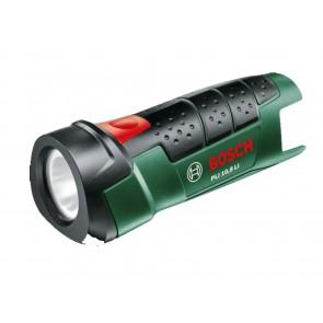 Torcia tascabile a batteria Bosch PLI 10,8 LI senza batteria e caricabatteria