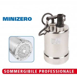 Elettropompa sommergibile Leporis MINIZERO 0,25KW