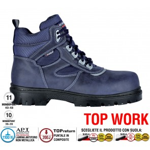 Scarpa lavoro Antinfortunistica Cofra PROPELLING S3 SRC TOP WORK