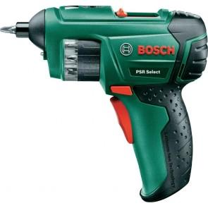 Avvitatore con batteria al litio Bosch Hobby PSR Select batteria 3,6 V Peso 0,5 kg