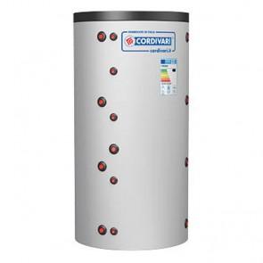 Termoaccumulatore Cordivari PUFFER VT COMPACT 3000 a 8000 litri acqua di riscaldamento