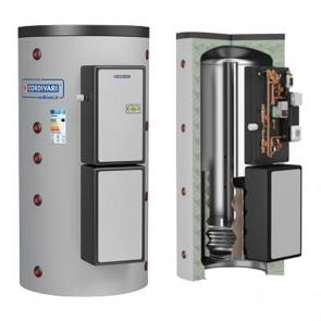 Termoaccumulatore Cordivari PUFFERMAS 1 POWER B HE CTS 500 a 1500 litri stazione solare produzione acqua sanitaria 1 scambiatore
