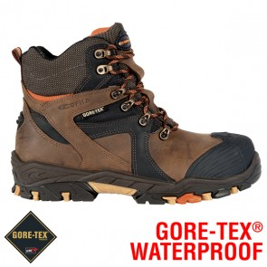 Stivale Antinfortunistica Cofra RAMSES S3 WR SRC GORE-TEX WATERPROOF
