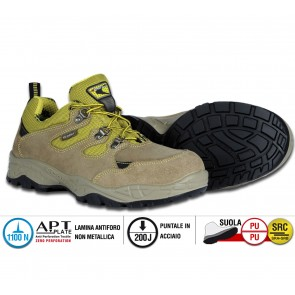 Scarpe Antinfortunistiche Cofra HANDLE S1 P SRC HIKER