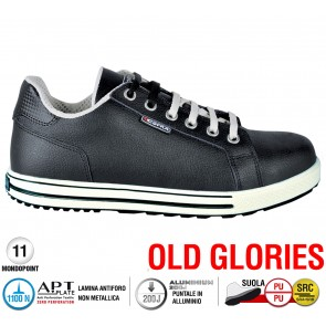Scarpe antinfortunistiche Cofra THROW S3 SRC taglie dal 39 al 47  Linea OLD GLORIES