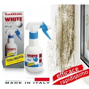 Antimuffa Sterilizzatente WHITE PEARL con spruzzino 250 ml
