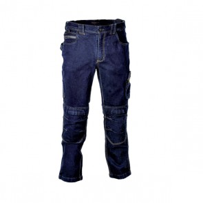 Pantalone di Jeans Lavoro Antifortunistica Cofra Tough