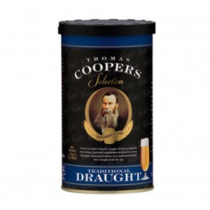 Malto per Birra Artigianale Thomas Coopers TRADITIONAL DRAUGHT 1,7kg 23 litri
