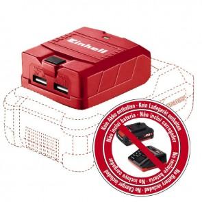 Einhell Adattatore USB a batteria TE-CP 18 Li USB - Solo  cod 4514120