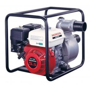 Pompa Acque Chiare Honda WB 30 XTDRX raccordi e filtro di fondo 160cc motopompa