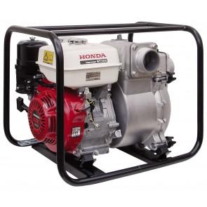 Pompa Acque Nere Honda WT 30 X DE raccordi filtro di fondo trolley 240cc motopompa
