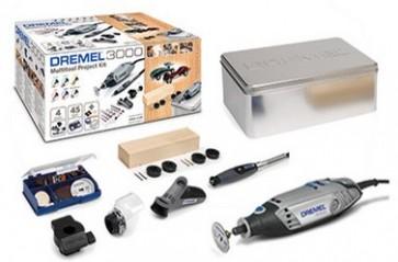 Kit Dremel Challenge con multiutensile DREMEL 3000 (3000-4/45)