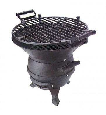 Barbecue In Ghisa  Lampo  Diam.36