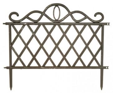 Steccato Recinto in ABS cm 47x36 (27+9) h