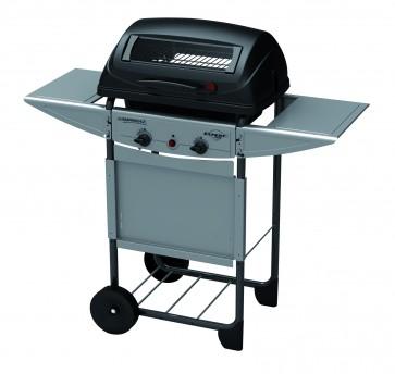 Barbecue pietra lavica EXPERT 2 PLUS due bruciatori
