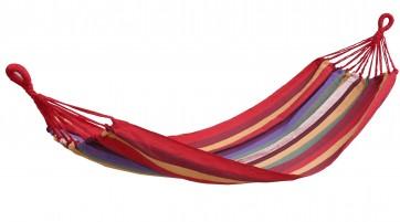 Amaca da giardino a sacco singola in tessuto colorata 100x200 cm 14405