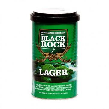BLACK ROCK LAGER malto per birra artigianale 1,7kg