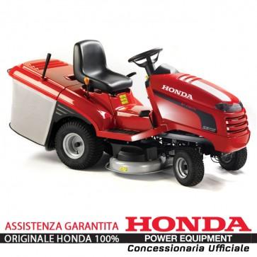 Trattorino a Motore OHC 4 Tempi 530cc 9,4kW Honda HF 2315K3 HME Taglio 91cm a 2 Lame ad Altezza Regolabile e Trasmissione Idrostatica con Velocita' di Avanzamento Progressiva