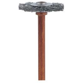 Spazzola in acciaio inossidabile 19 mm (530)