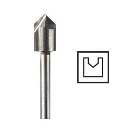 Fresa (HSS) 6,4 mm (640)