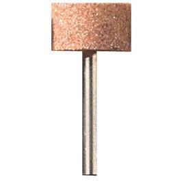 Moletta abrasiva all'ossido di alluminio 15,9 mm (8193)