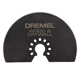 DREMEL® Multi-Max Lama seghettata per legno e cartongesso (MM450)