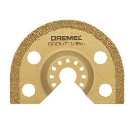 DREMEL® Multi-Max Lama per rimozione della malta (MM501)