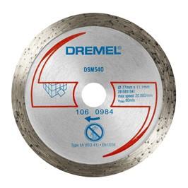 DREMEL® DSM20 disco diamantato per taglio di piastrelle (DSM540)