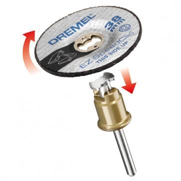 DREMEL® EZ SpeedClic Disco abrasivo (SC541)