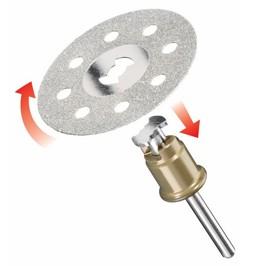 DREMEL® EZ SpeedClic: disco da taglio diamantato. (SC545)