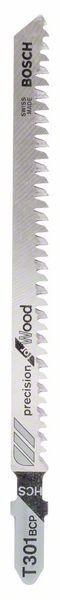 Bosch Lama per seghetto alternativo T 301 BCP Precision for Wood