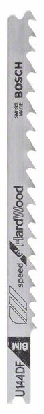 Bosch Lama per seghetto alternativo U 144 DF Speed for Hard Wood