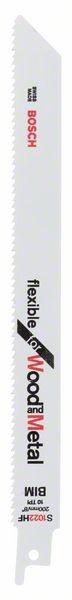 Bosch Lama per sega universale S 1022 HF Flexible for Wood and Metal
