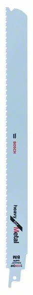 Bosch Lama per sega universale S 1226 CHF Heavy for Metal