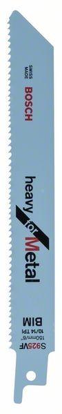 Bosch Lama per sega universale S 925 VF Heavy for Metal