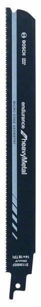 Bosch Lama per sega universale S 1136 BEF Endurance for Heavy Metal