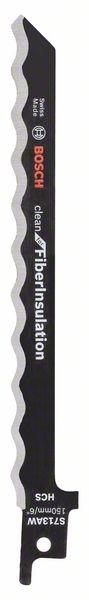 Bosch Lama per sega universale S 713 AW Clean for Fiber Insulation